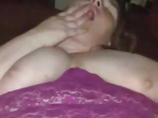 Horny mature bbw masturbation part 2