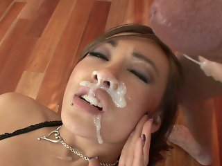Cumming fast on asians 11 straight minutes of cumming