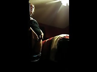 Standing BBW Fingers Herself to Orgasm - HCM