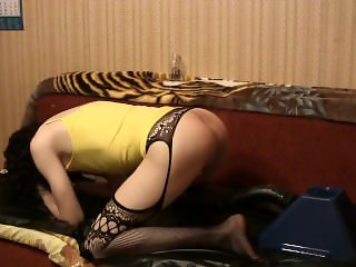 Crossdressers ride on BBC