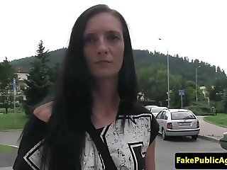 Pikedup amateur beauty cockriding on top  POV