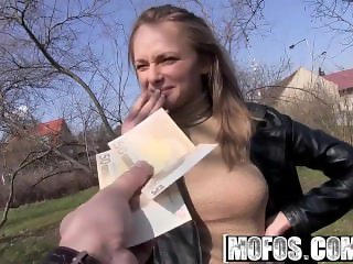 Mofos - Euro Blonde Licks the Tip starring  Ivana Sugar