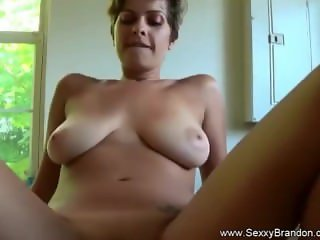 She Begs For A Creampie