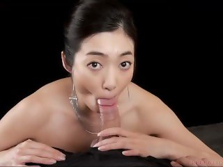 Japanese girl blowjob