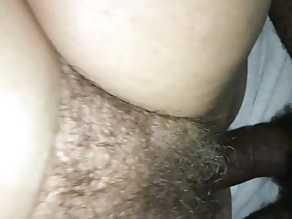Big Hairy Granny Squirting #2