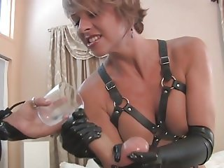 Mistress Brianna & Her Friend Punish slave