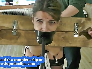 Jupudoclips.com - Fetish Slave Training Punishment
