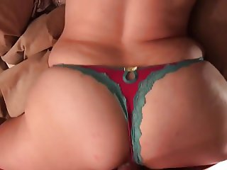 Tucking my wife doggystyle doggy sexy hotwife