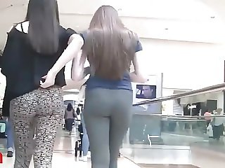 Flashing madre e hija