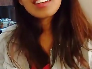 Cute Indian talks and gets secretly recorded