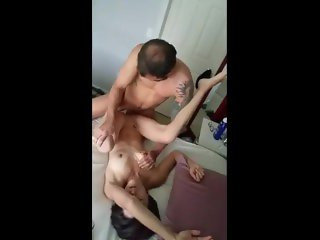 Tight White Girl Wants Another Man to Cum Inside Her