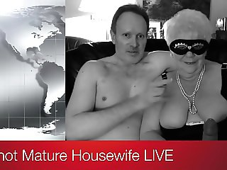 My hot Mature Housewife LIVE (Trailer)