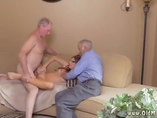 Mature biker first time Frannkie And The