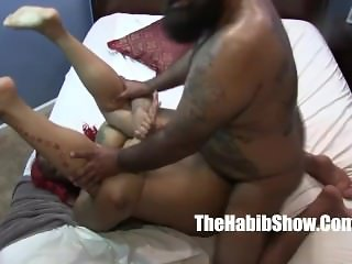 thickred get fucked by bbc stretch lovin