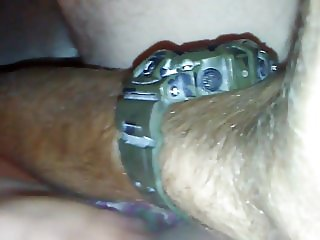 Wifes strap on