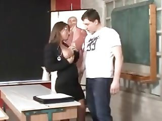 GERMAN MILF TEACHER