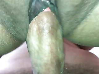 Cheating  latina absolutely filled by the Italian Stallion!