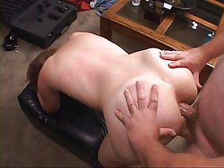 Big Butt Housewife Gets Butt Fucked