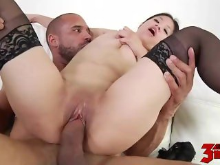 Asia Zo Loves Big Fat Monster Cocks