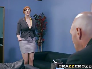 Brazzers - Big Tits at Work -  The New Girl Part  scene star