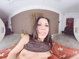 VIRTUAL TABOO - Sensual Alexa Tomas With Sweet Pussy