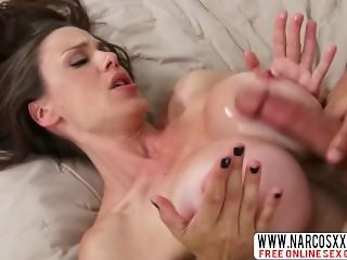Lazy Not-Mommy McKenzie Lee Lets Slow Dick