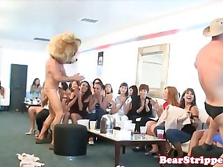 My slutty wife pussyfucked by stripper