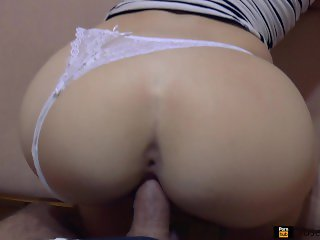 Great fuck in doggy pose
