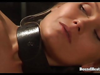 On Consignment 3: Maid Uses Unusual Sex Toy On Slave's Pussy