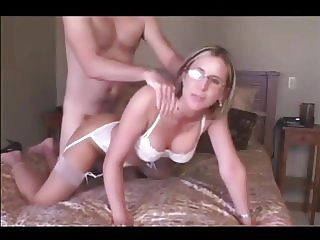 Dirty wife fucked by stranger