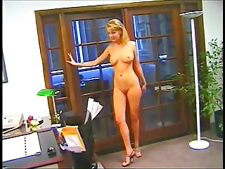 Jennifer Avalon - Naked Girls in My Office