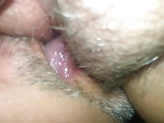 eating cum from wife