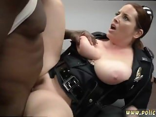 Blonde bodybuilder xxx Milf Cops