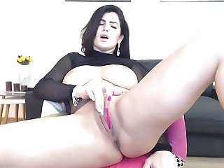 mature busty romanian cam-slut