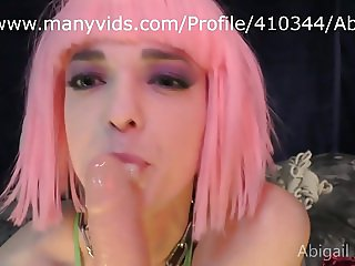 Extreme Anal play oral pussy fuck Sextoy