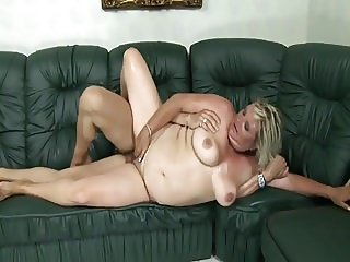 70 yo Fatty Granny With Big Ass And Hairy Pussy by CyberNOOB