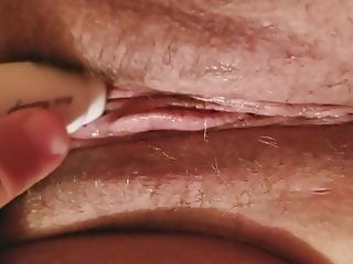 Toying my clit
