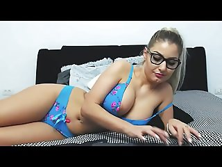 Hot nerd Stripping cam cam