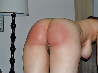 Daughter Learns From a Spanking