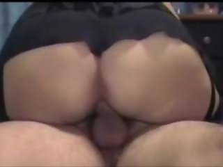 fuckin' my mom janet's ample big arse