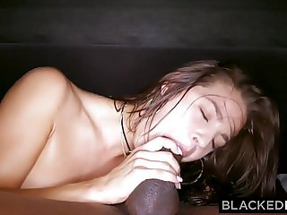 BLACKEDRAW Young wife is now addicted to black bulls