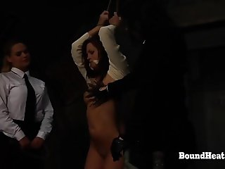 No Escape 2: Punishment For Tied Up Leasbian Slave