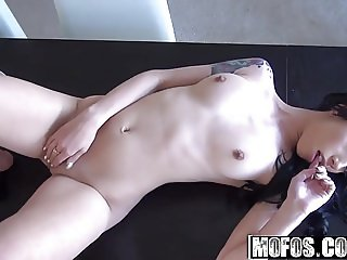 Mofos - Shes A Freak - Callie Cyprus - Dildos Are A Womans B