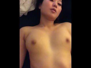 Fucking This Asian Bitch Without A Condom After The First Tinder Date