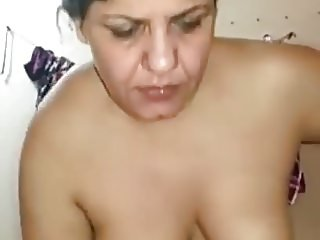 Arab Lady Painful anal