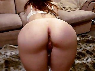 Amateur wife spanked and creampied