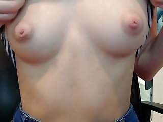 Beautiful Tits with unconventional nipples