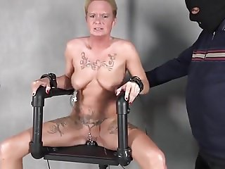 german whore tortured