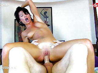 My Dirty Hobby - Fit MILF fucks for cash