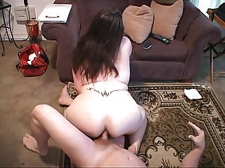 Big Butt Mature MILF Gets Anal Abused